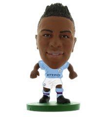Soccerstarz - Man City Raheem Sterling - Home Kit (2020 version)