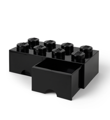 Room Copenhagen - LEGO Brick Drawers 8 - Black (40061733)