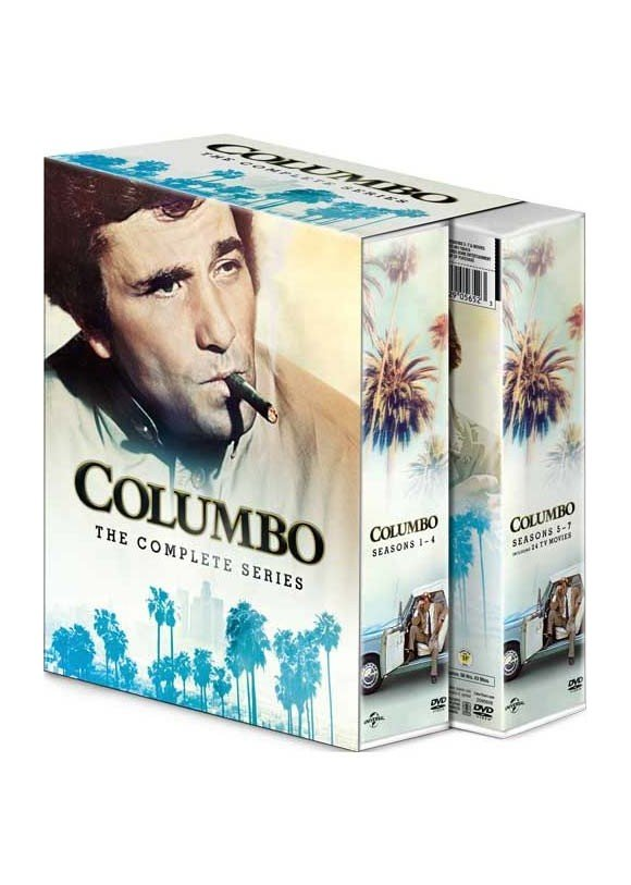 Columbo: The Complete Series (23-disc) - DVD