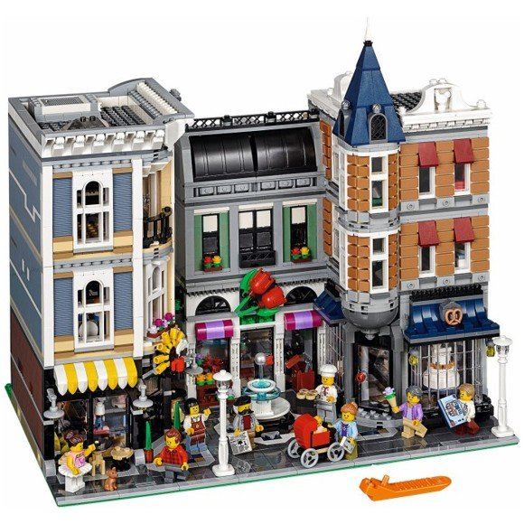 LEGO Creator - Assembly Square (10255)