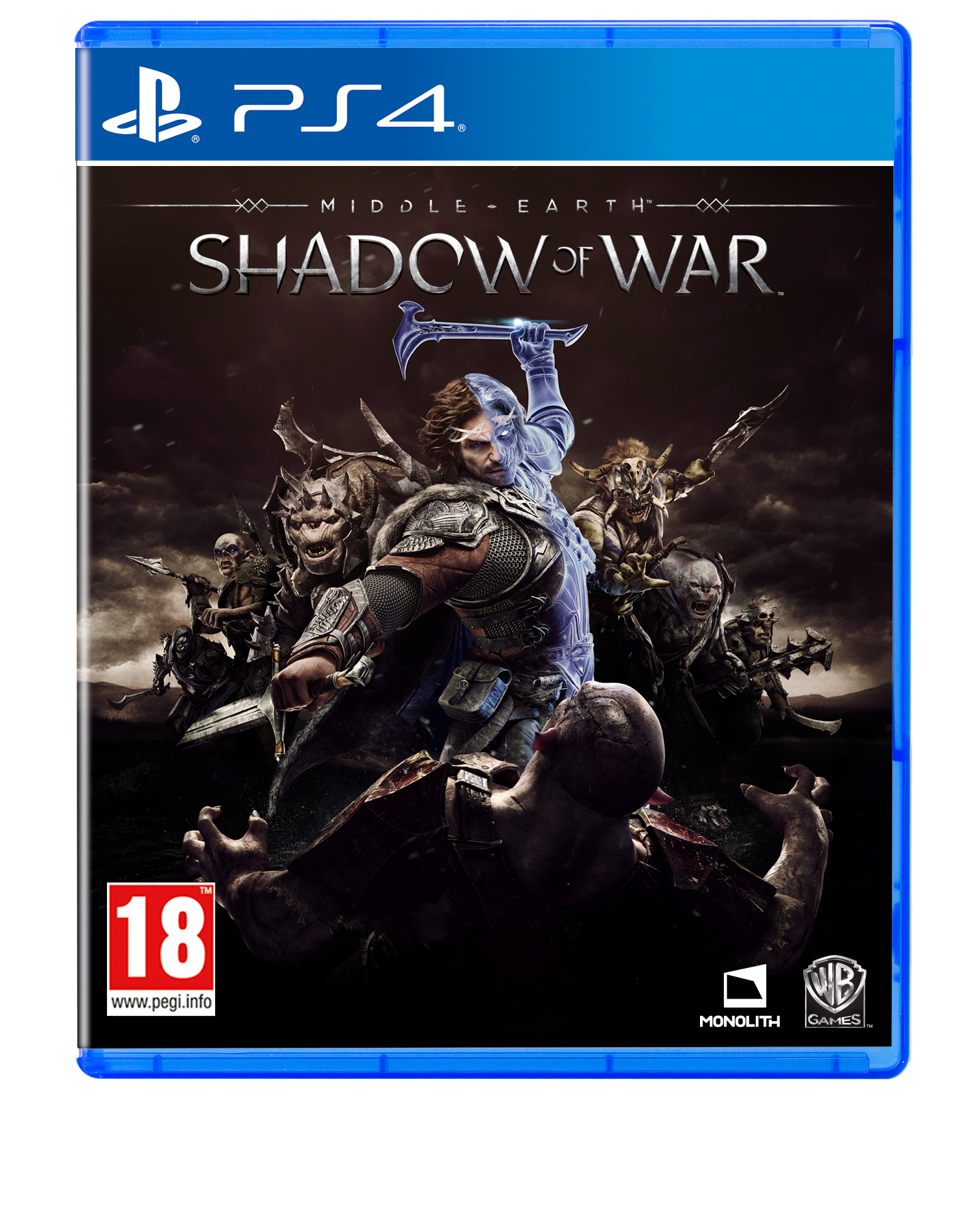 Middle-Earth: Shadow of War (Includes Forge your Army)