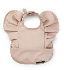 Elodie Details - Eating Bib - Powder Pink