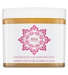 REN - Moroccan Rose Otto Sugar Body Polish 330 ml