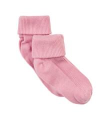 MINYMO - 2 pk Baby Rib Sock w. Fold
