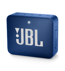 JBL - GO 2 Portable Bluetooth Speaker Deep Sea Blue