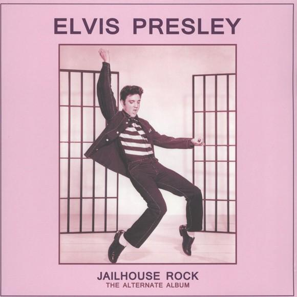 Elvis Presley - Jailhouse Rock The Alternative Album - Vinyl