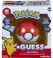 Pokemon - Guess (70-00150) (Danish)
