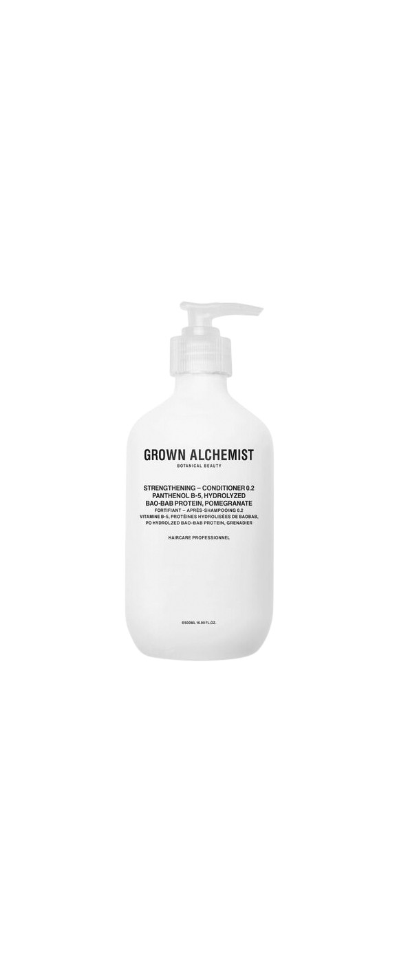 Grown Alchemist - Strengthening Conditioner 500 ml