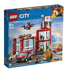 LEGO City - Brandstation (60215)