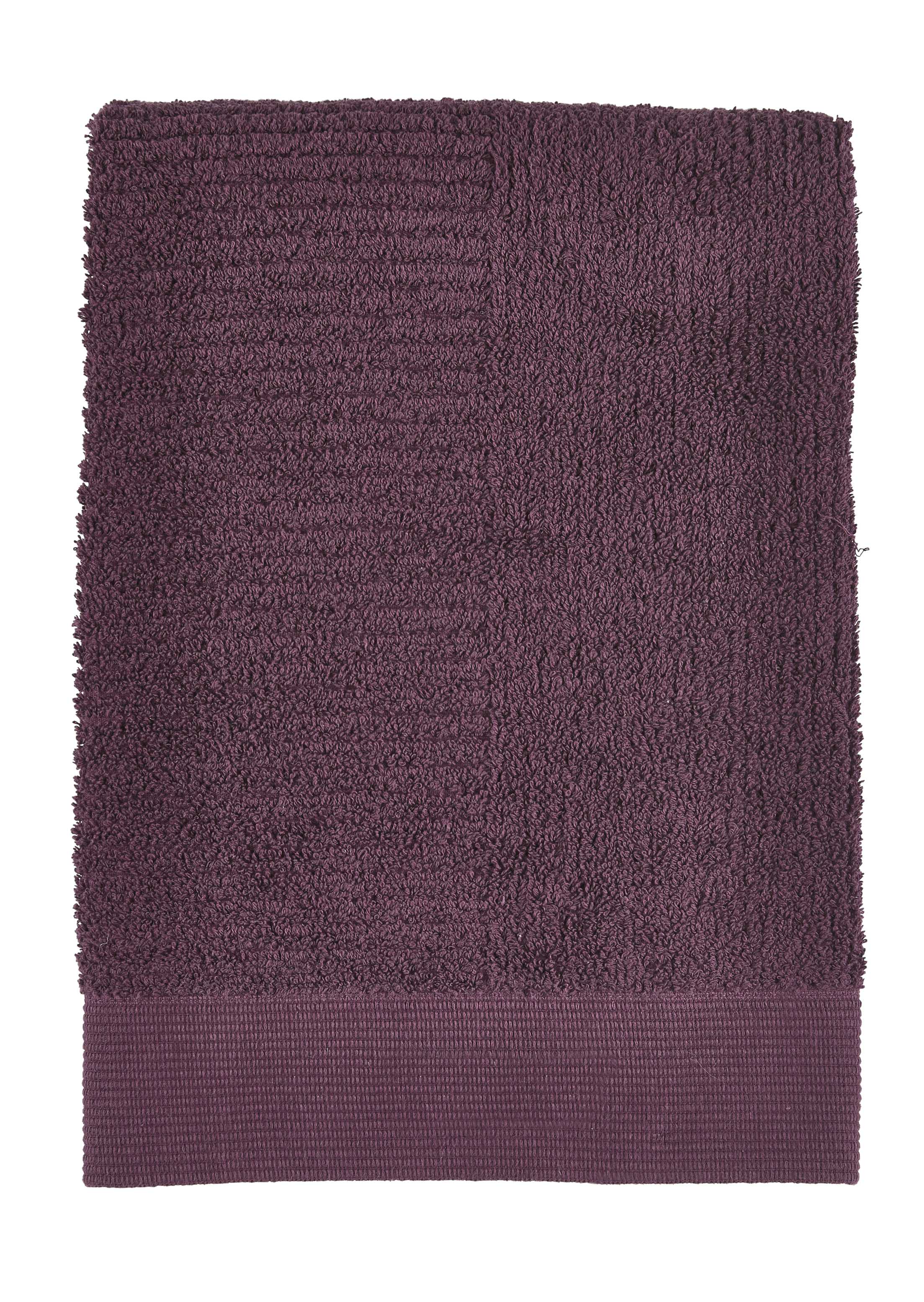 Zone - Classic Towel 70 x 140 cm  - Velvet Purple (330330)