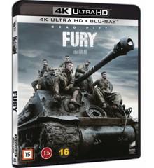 Fury (4K Blu-Ray))