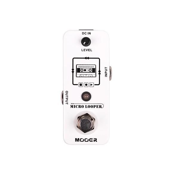 Mooer - Micro Looper - Guitar Effect Pedal