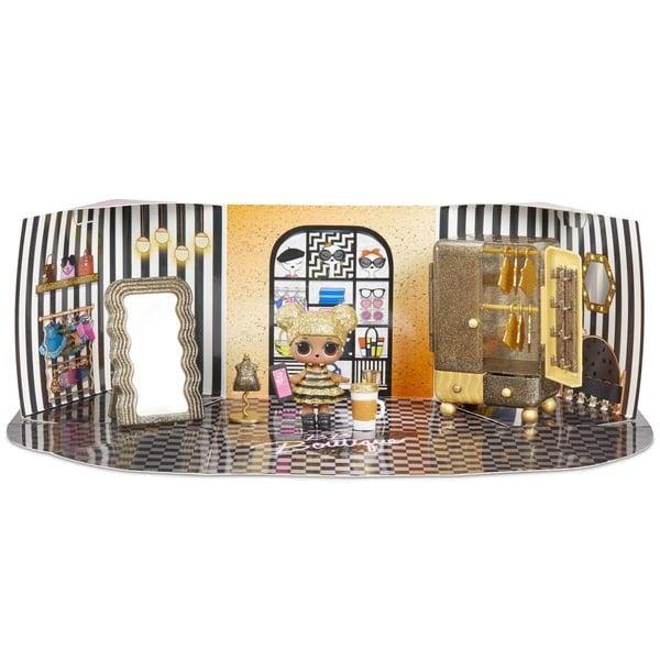 Køb L.O.L. Surprise Furniture with Doll Skab med Queen