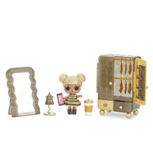 L.O.L. Surprise - Furniture with Doll - Closet with Queen Bee