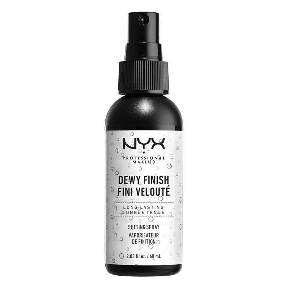 NYX Professional Makeup - Dewy Finish Setting Spray 60 ml