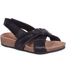 ​Move - Girls - Cork Sandal w. elastic​