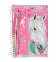 Miss Melody - Notebook - Pink (048942)