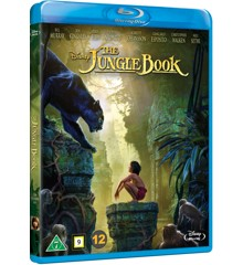 Junglebogen - Spillefilm 2016 (Blu-Ray)