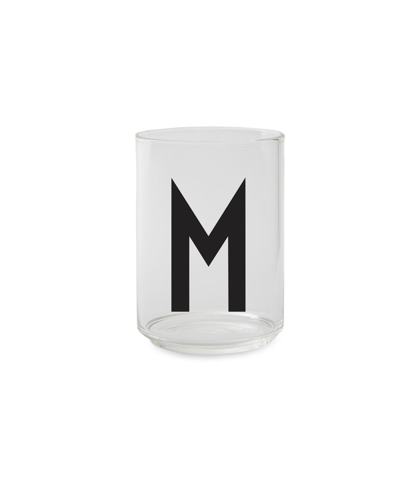 ​Design Letters - Personal Drinking Glass M (10205000M)
