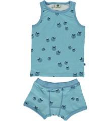 Småfolk - Underwear For Boys with Apple Print