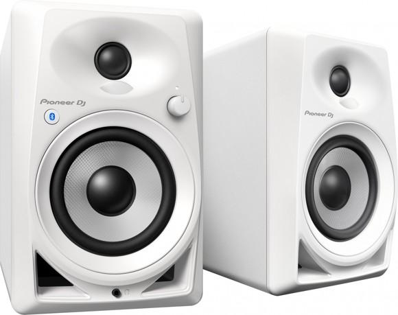 Pioneer DM-40BT studie højttalere med bluetooth Hvid