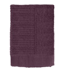 Zone - Classic Towel 50 x 70 cm - Velvet Purple (330328)