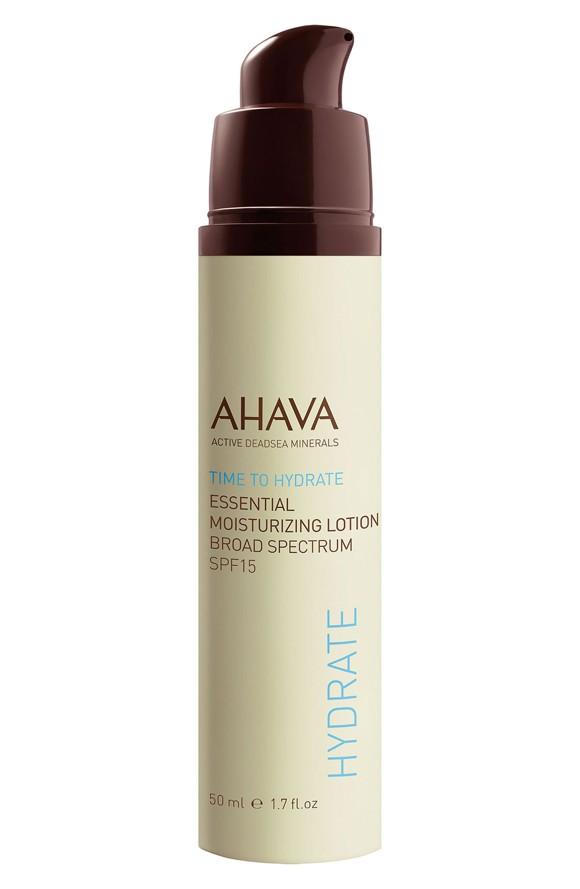 AHAVA - Essential Moisturizing Lotion SPF-15 50 ml