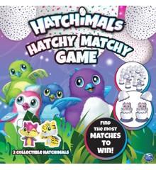 Hatchimals - Huske Spil