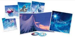 Disney´s Frozen - Blu ray -(Big sleeve edt)