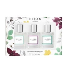 Clean - Layering Set 3 x 30 ml - Gavesæt