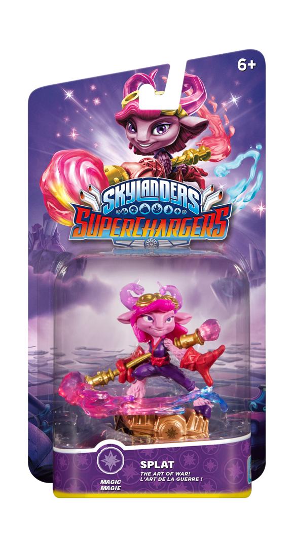 Skylanders SuperChargers - Figures - Splat