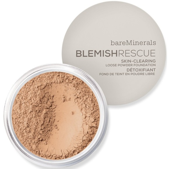 bareMinerals - Blemish Rescue Foundation - 2.5N Medium Beige