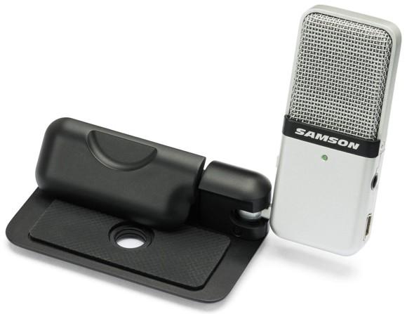 Samson - Go Mic - Portable USB Condenser Microphone