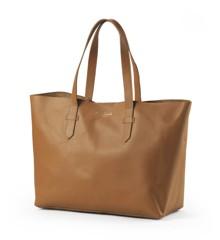 Elodie Details - Leather Nursery Bag - Chestnut