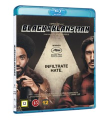 Blackklansman - DVD