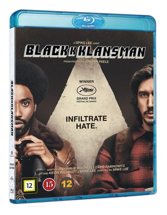 Blackklansman - DVD