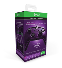 PDP Wired Controller - Purple
