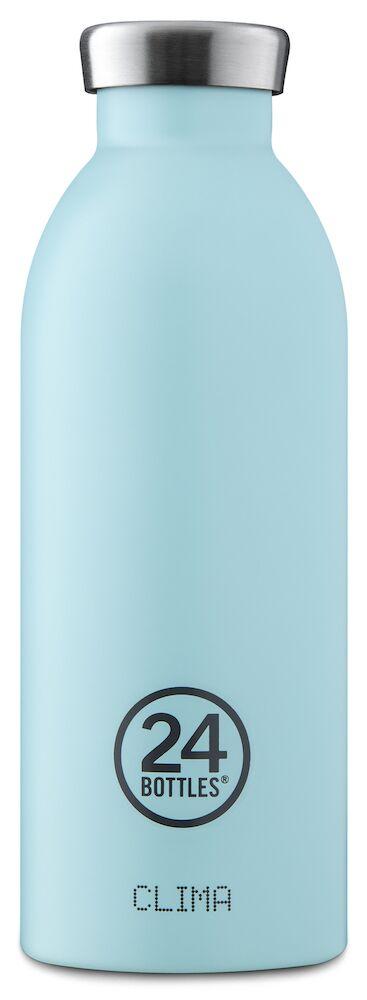Bilde av 24 Bottles - Clima Bottle 0,5 L - Cloud Blue