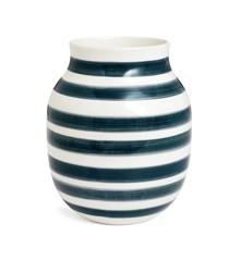 Kähler - Omaggio Vase Grey - Medium (12508)