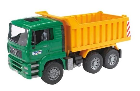 Bruder - MAN TGA Tip up truck (2765)
