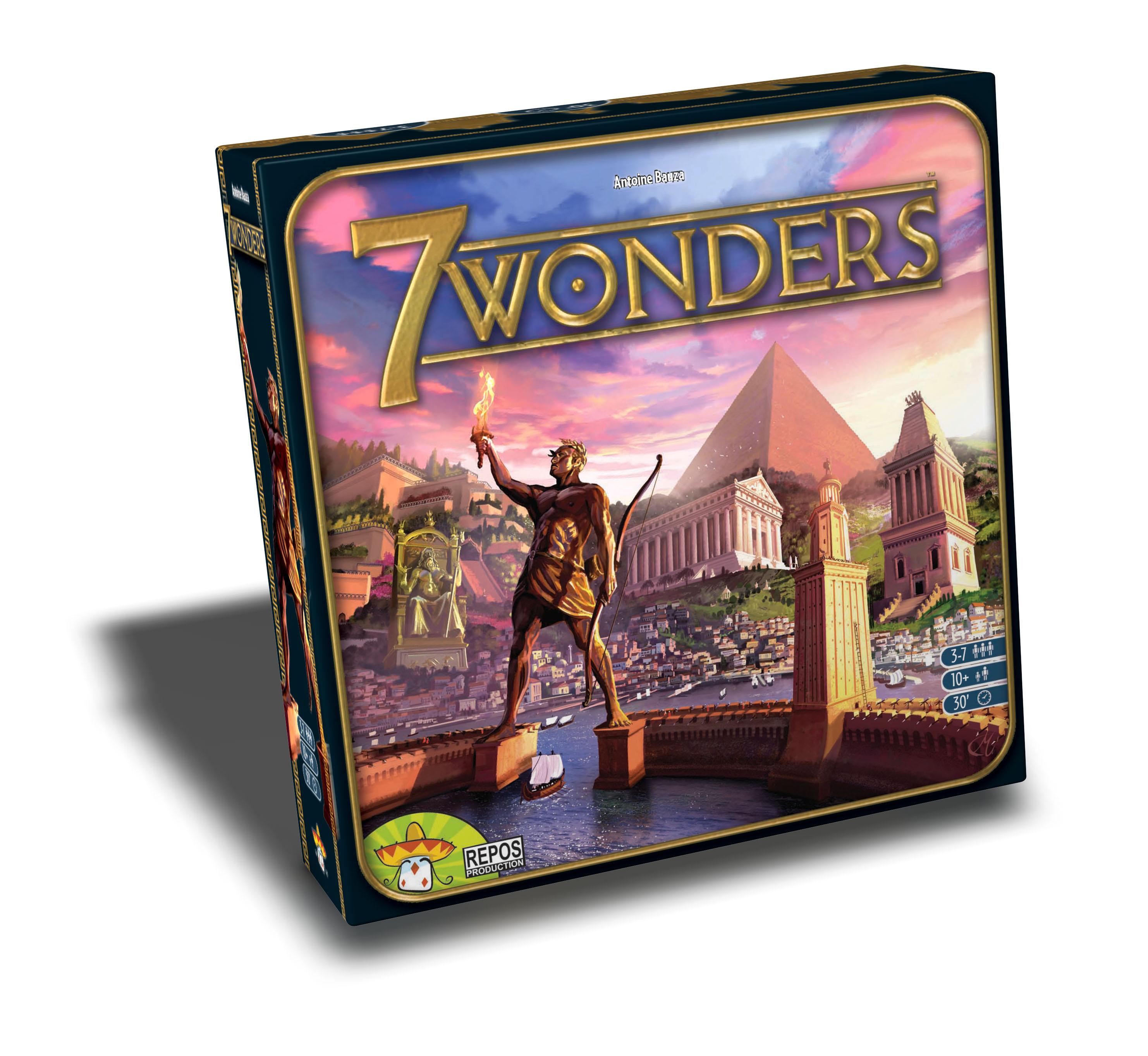 7 Wonders brætspil
