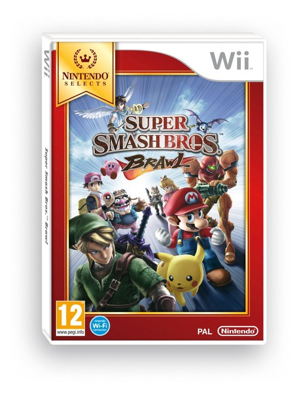 Super Smash Bros. Brawl (Selects)