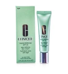 Clinique - Superdefense SPF 20 Age Defense Eye Cream 15 ml.