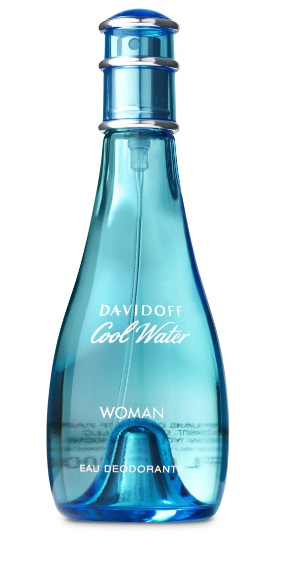 Davidoff - Cool Water for Woman 100 ml. Deo Spray