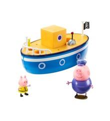 Peppa Pig - Grandpa Pigs Boat (39312)