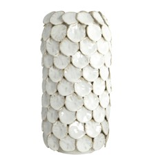House Doctor - Dot Vase Large - White (ch0501)