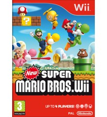 New Super Mario Bros. (Selects)