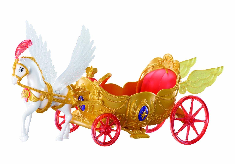 häst och vagn leksak