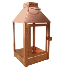 A2 Living - Mini Lantern - Copper  (40401)