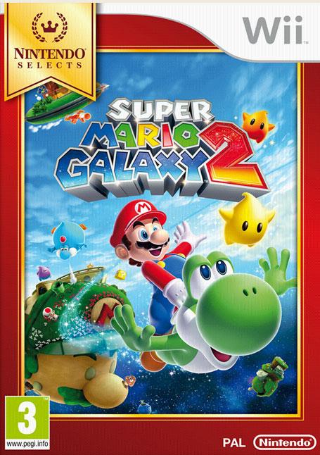 Super Mario Galaxy 2 (Selects)